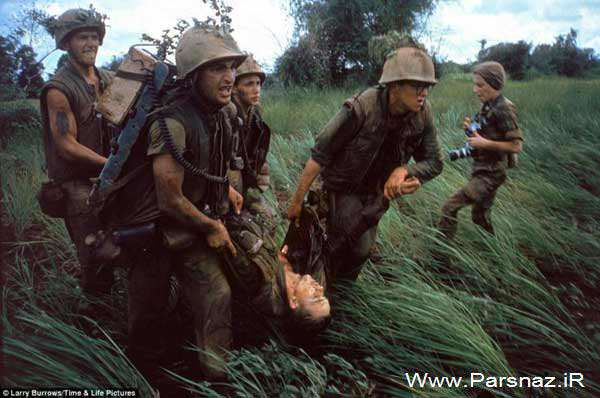image گزارش خواندنی از جنگ تاریخی ویتنام