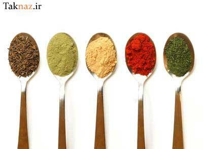 image, طعم دادن به غذاها با مواد طبیعی و خانگی