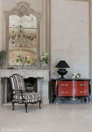 image تصاویر جدید طراحی منزل با دکوراسیون و چیدمان سلطنتی