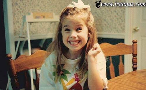 image ماجرای جالب خوش عکس ترین دختر امریکایی