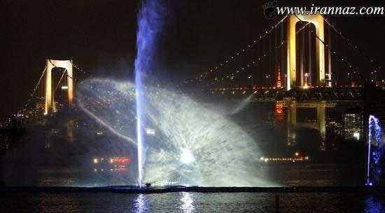 image عکس های دیدنی زیباترین آب نمای جهان