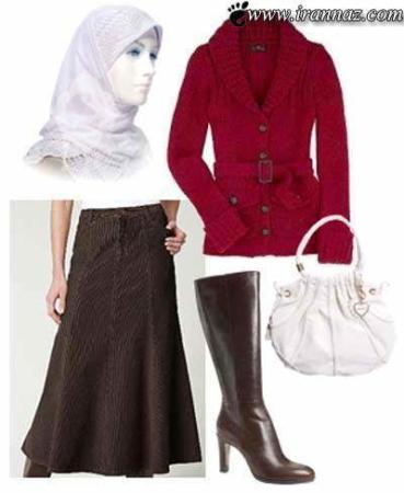 image مدل های جدید لباس زمستانی برای خانم ها