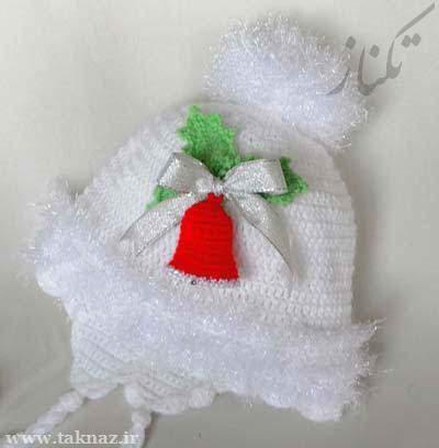image مدل های  سال و کلاه بافتنی برای بچه ها