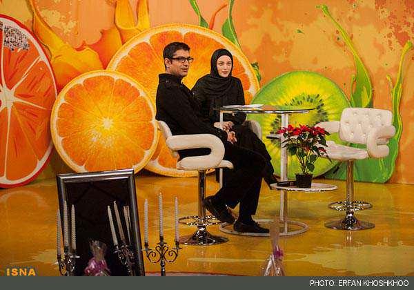 image, عکس های مراسم عقد زنده یک زوج در برنامه ویتامین ۳