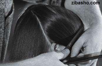 عکس, آموزش تصویری درست کردن مدل های ساده و زیبای دم اسبی مو