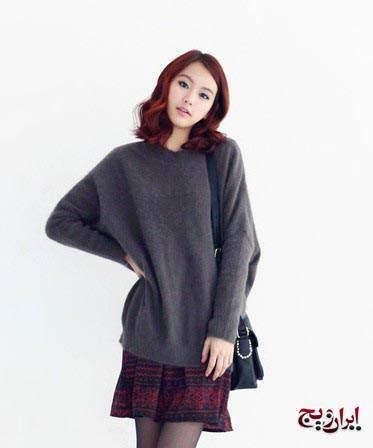 image, مدل های جدید لباس بافتنی دخترانه ۲۰۱۳