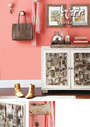 image, آموزش تصویری چیدمان و  دکوراسیون منزل مدل خانه جنگلی