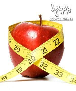 image روش های جالب علمی و خانگی کوچک کردن شکم بزرگ