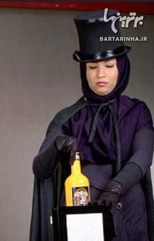 image, شعبده باز زن ایرانی رقیبی جدی برای جادوگر معروف کریس آنجل