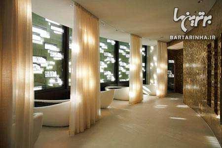 image, ایده های معماری و طراحی زیبای چشمه های آب گرم
