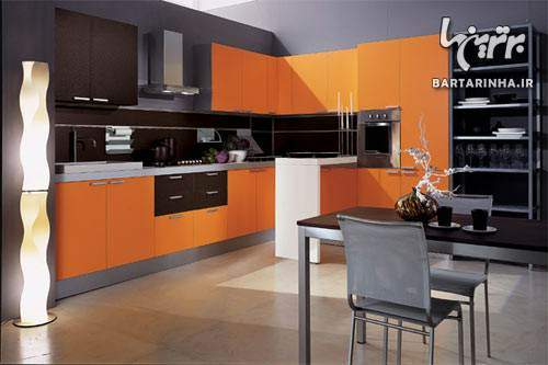 image جدیدترین ایده های تصویری دکوراسیون آشپزخانه