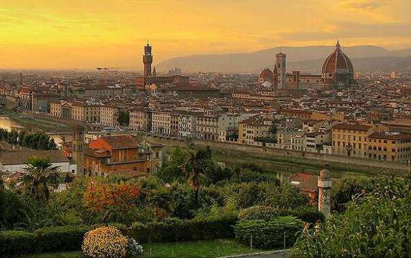 image گزارش تصویری از فلورانس زیباترین شهر ایتالیا