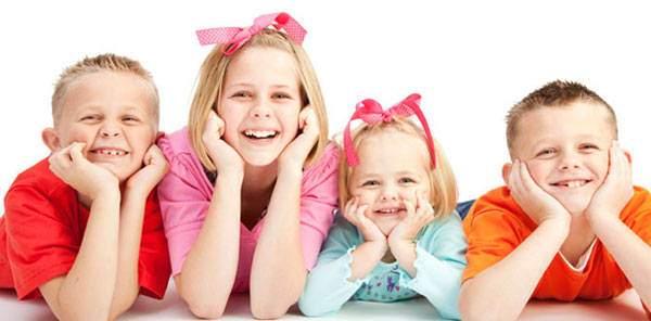 image چطور فرزندانی شاد و پرانرژی داشته باشیم