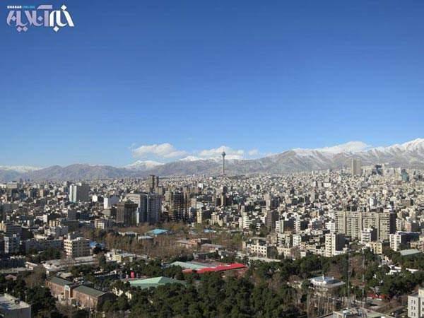image تصاویر وحشتناک و تکان دهنده از آلودگی هوای تهران