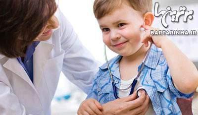 image سرفه بچه های کوچک را چطور درمان کنیم