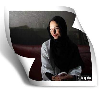 image مصاحبه خواندنی دی ماه ۱۳۹۱ با پریناز ایزدیار در سریال زمانه