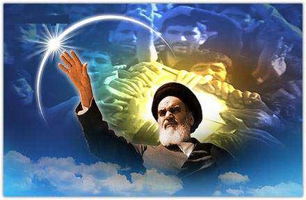image یک شعر زیبا درباره ورود امام خمینی (ره) بهمن ۵۷