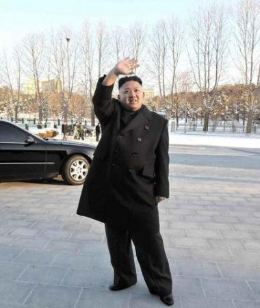 image, جدید ترین عکس کیم جونگ اون رهبر جوان کره شمالی
