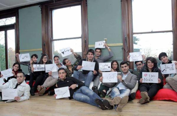 image اسم  و عکس تمام شرکت کننده های آکادمی