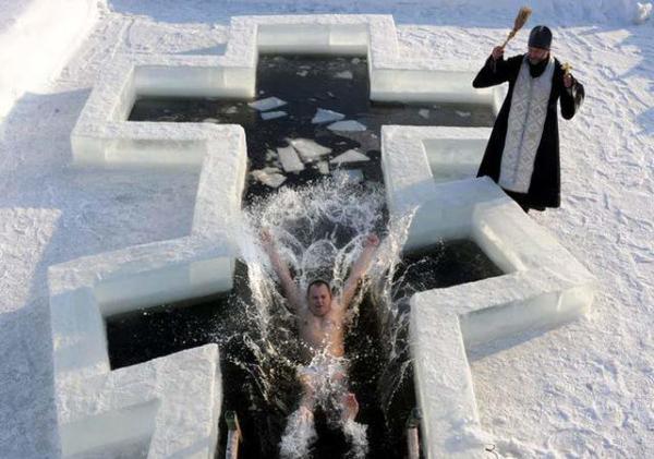 image, مراسم آیینی باپتیست ها در بلاروس