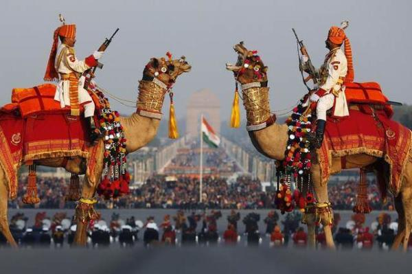 image مراسم روز جمهوری در هند