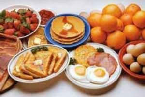 image بهترین برنامه رژیم غذایی لاغری بر اساس وعده های غذا