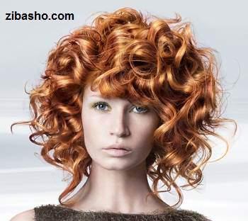 image, آموزش های مفید برای حفظ شادابی موهای رنگ شده