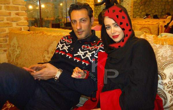 image تصاویر زیبا از هنرمندان ایرانی همراه با خانواده