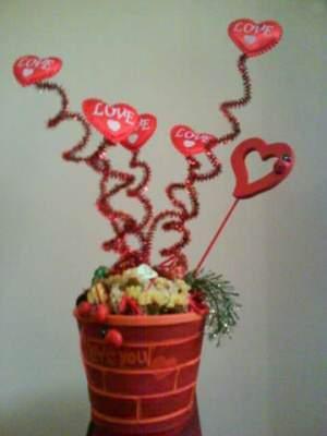 image آموزش ساخت یک گلدان کاردستی ساده در خانه