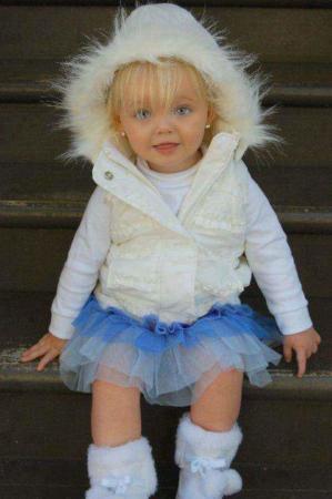 image عکس شیرین ترین دختر بچه دنیا