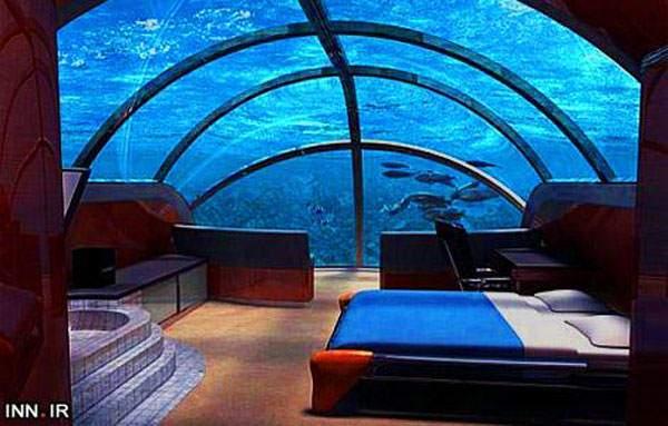 image عکس های عجیب غریب ترین هتل های دنیا