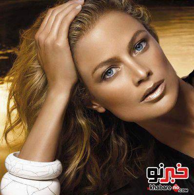image, آموزش تصویری آرایش مخصوص پوست های تیره و برنزه