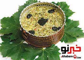 image طرز پخت و مواد لازم آش عصرانه زمستانی