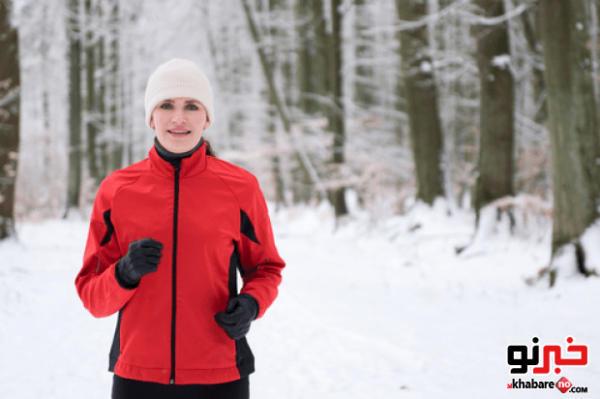 image راه های جالب ایجاد انگیزه در خود برای ورزش در زمستان