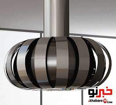 image جدیدترین مدل های هود آشپزخانه شیک
