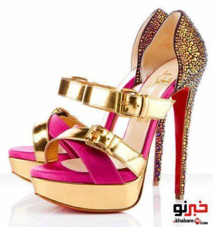 image کفش های زنانه شیک و مجلسی برای عید