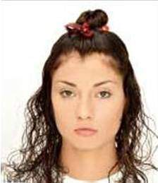 image آموزش تصویری فر کردن موهای بلند در خانه