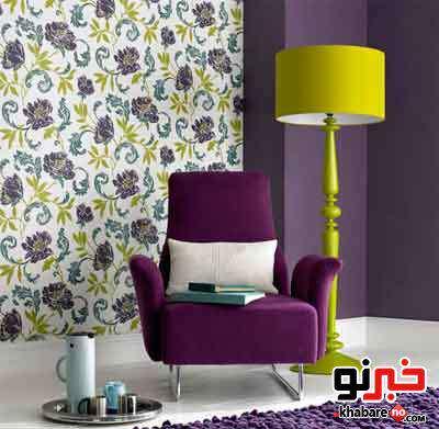 image, ترفند های رنگ کردن آپارتمان کوچک