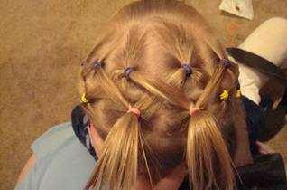 image, آموزش تصویری طراحی مدل موی ضربدری جلوی سر جدید