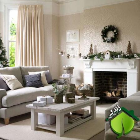 image چطور در زمستان چیدمان خانه خود را گرم و بهاری کنیم