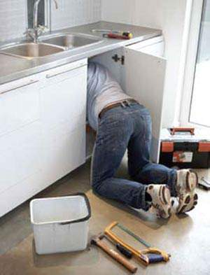 image چطور کانال گرفته ظرفشویی را باز کنیم