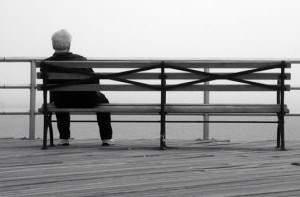 image, تنهایی عامل مهمی در ابتلا به بیماری آلزایمر