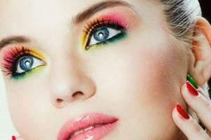 image بهترین مدل ارایش صورت برای خانم ها چیست