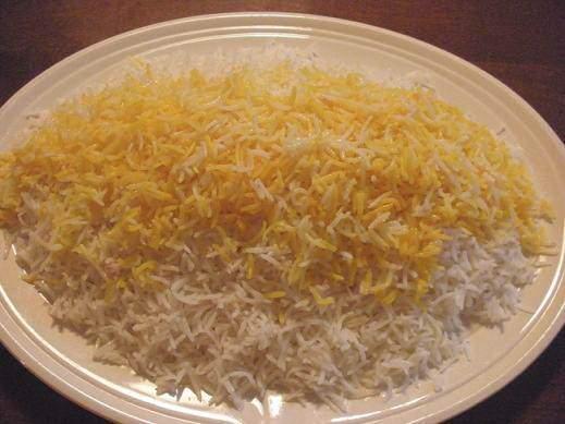 پخت برنج صافی