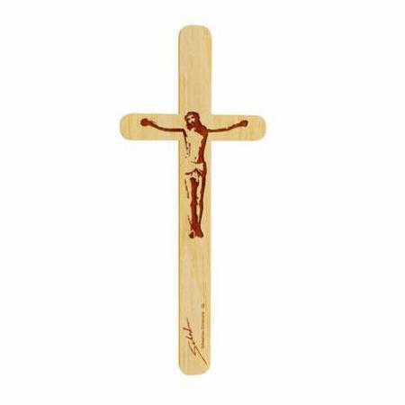 image داستان طراحی چوب بستنی به شکل صلیب عیسی مسیح