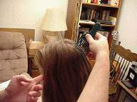 image, آموزش عکس به عکس بافت موی زنانه مدل تاج سر