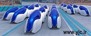image گزارش تصویری از خودروی هوشمند سال