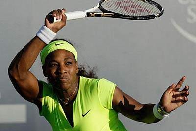 image زندگینامه و تصاویر ورزشی سرنا ویلیامز تنیسور آمریکایی