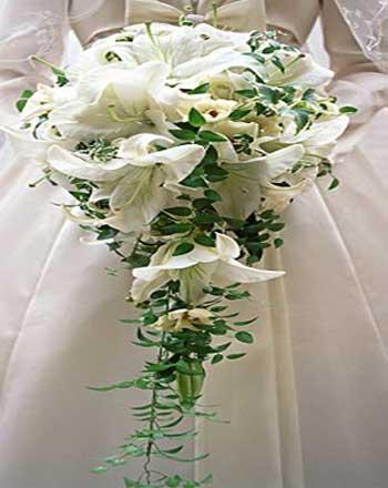 image زیباترین مدل های دسته گل عروس در جهان