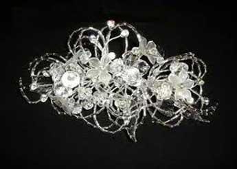 image عکس تاج های ژله ای جدید برای عروس